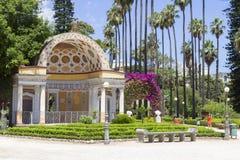 Het park van villagiulia Royalty-vrije Stock Afbeelding