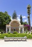 Het park van villagiulia Royalty-vrije Stock Foto's