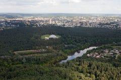 Het park van Vingis stock afbeeldingen