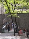 Het Park van Waterwall Stock Afbeelding