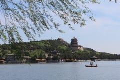 Het park van Yihe Stock Fotografie