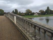 Het Parkbrug van het oosten in Hull, Groot-Brittannië royalty-vrije stock fotografie