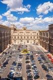 Het Parkeerterrein van Vatikaan Royalty-vrije Stock Foto's