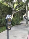 Het parkeren moet worden betaald! Royalty-vrije Stock Afbeelding