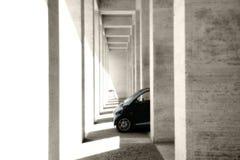 Het parkeren van 1 Stock Afbeeldingen