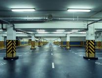 Het parkeren van de auto `s Royalty-vrije Stock Afbeeldingen
