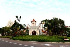 Het Parkhotel van Singapore Goodwood Royalty-vrije Stock Afbeeldingen