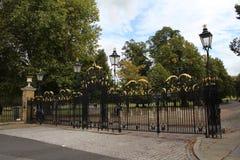 Het Parkpoorten van Greenwich Stock Foto's