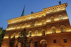 Het Parlement. royalty-vrije stock fotografie