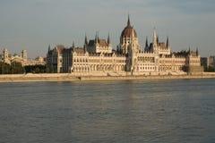 Het Parlement Boedapest Royalty-vrije Stock Foto