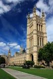 Het Parlement en de Big Ben Royalty-vrije Stock Foto's