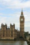Het Parlement en de Big Ben van Londen Royalty-vrije Stock Foto's