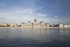 Het Parlement van Boedapest Royalty-vrije Stock Afbeelding