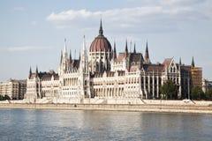 Het Parlement van Boedapest Royalty-vrije Stock Foto