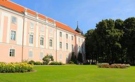 Het Parlement van Estland Stock Afbeelding