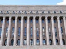 Het Parlement van Finland Stock Foto's