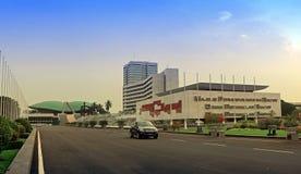 Het parlement van Indonesië royalty-vrije stock foto's