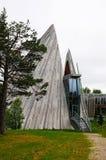 Het parlement van Sami Stock Foto's
