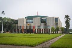 Het Parlement van Vietnam Huis, Hanoi, Vietnam stock foto