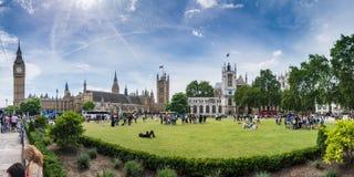 Het Parlement Vierkant Stock Foto's