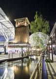 Het Paseo-Park, Thailand Stock Foto