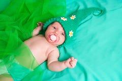 Het pasgeboren kind Royalty-vrije Stock Foto's