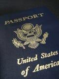 Het paspoort van de V.S. Royalty-vrije Stock Afbeeldingen