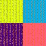 Het patroon en het elementenontwerp van overhemd Royalty-vrije Stock Fotografie