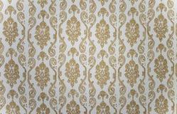 Het patroon van het behang stock afbeelding