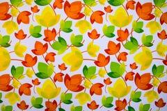 Het patroon van bloemen Stock Afbeeldingen