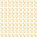 Het patroon van Cupcakes Stock Fotografie