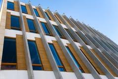 Het patroon van de architectuur Stock Foto