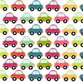 Het patroon van de auto, behang Royalty-vrije Stock Foto's