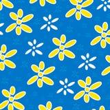 Het Patroon van de bloem [03] Stock Fotografie