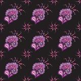 Het patroon van de bloem Royalty-vrije Stock Afbeelding