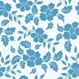 Het patroon van de bloem Stock Afbeeldingen