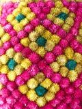 Het Patroon van de bloem [02] Royalty-vrije Stock Afbeelding