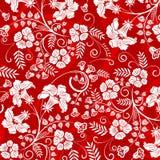 Het patroon van de bloem Royalty-vrije Stock Fotografie