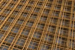 Het patroon van de bouw stock foto