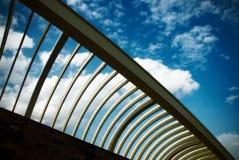 Het Patroon van de brug Royalty-vrije Stock Afbeeldingen