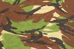 Het patroon van de camouflage Royalty-vrije Stock Foto