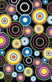 Het patroon van de cirkel Royalty-vrije Stock Fotografie