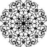Het patroon van de cirkel Royalty-vrije Stock Afbeeldingen