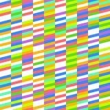 Het Patroon van de de jaren '80pastelkleur Royalty-vrije Stock Fotografie