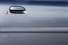 Het Patroon van de Deur van de auto Royalty-vrije Stock Afbeeldingen