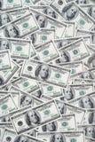 Het patroon van de dollar Stock Afbeeldingen