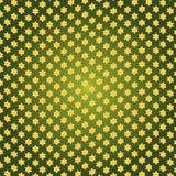 Het patroon van de gele narcis Royalty-vrije Stock Foto