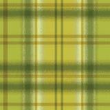 Het patroon van de geruit Schots wollen stofplaid Royalty-vrije Stock Foto's
