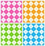 Het patroon van de gingang Stock Afbeeldingen