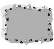 Het patroon van de hond Royalty-vrije Stock Foto